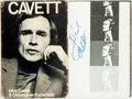 Books:Biography & Memoir, Dick Cavett. SIGNED. Christopher Porterfield, co-author.Cavett. New York: Harcourt Brace Jovanovich, ...
