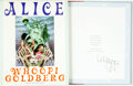 Books:Children's Books, Whoopi Goldberg. SIGNED. Alice. New York: Bantam Books,[1992]....