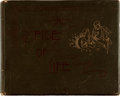 Books:Art & Architecture, [Cartoons]. The Spice of Life. New York: White and Allen, [1888]....