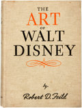 Books:Art & Architecture, Robert D. Feild. The Art of Walt Disney. New York: The Macmillan Company, 1942....
