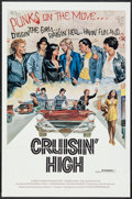 "Movie Posters:Crime, Cruisin' High & Other Lot (Ellman Enterprises, 1976). One Sheets (100) (27"" X 41""). Crime.. ... (Total: 100 Items)"