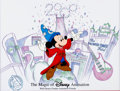 Animation Art:Limited Edition Cel, The Magic of Disney Animation Limited Edition Cel (WaltDisney, 1999-2000)....