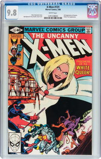 X-Men #131 (Marvel, 1980) CGC NM/MT 9.8 White pages