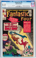 Silver Age (1956-1969):Superhero, Fantastic Four #31 (Marvel, 1964) CGC VF 8.0 Off-white to white pages....