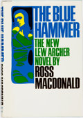 Books:Mystery & Detective Fiction, Ross Macdonald. The Blue Hammer. New York: Alfred A. Knopf,1976. ...