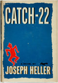 Books:Literature 1900-up, [Featured Lot]. Joseph Heller. Catch-22. New York: Simon andSchuster, 1961. ...