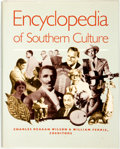 Books:Reference & Bibliography, Charles Reagan Wilson and William Ferris, editors. Encyclopediaof Southern Culture. Chapel Hill, NC and London: Uni...
