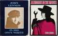 Music Memorabilia:Memorabilia, Beatles - John Lennon, In His Own Write (UK, 1964) and A Spaniard In The Works (UK, 1965, first editio...
