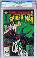 Modern Age (1980-Present):Superhero, Spectacular Spider-Man #64 (Marvel, 1982) CGC NM+ 9.6 White pages....