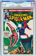 Modern Age (1980-Present):Superhero, The Amazing Spider-Man #211 (Marvel, 1980) CGC NM/MT 9.8 White pages....
