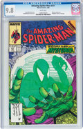 Modern Age (1980-Present):Superhero, The Amazing Spider-Man #311 (Marvel, 1989) CGC NM/MT 9.8 White pages....