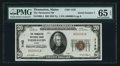 National Bank Notes:Maine, Thomaston, ME - $20 1929 Ty. 1 The Thomaston NB Ch. # 1142. ...