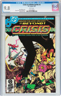 Modern Age (1980-Present):Superhero, Crisis on Infinite Earths #2 (DC, 1985) CGC NM/MT 9.8 White pages....