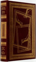 Books:Fine Bindings & Library Sets, Peter Mayle. SIGNED. Chasing Cézanne. Franklin Center: The Franklin Library, 1997....