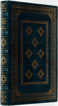 Books:Fine Bindings & Library Sets, Isaac Bashevis Singer. SIGNED. The Penitent. Franklin Center: The Franklin Library, 1983....