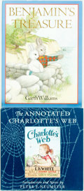 Books:Children's Books, [Garth Williams, Illustrator]. Pair of First Editions. Variouspublishers and dates. ... (Total: 2 Items)