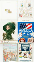 Books:Americana & American History, [American History]. Group of Six Books. Various publishers anddates. ... (Total: 6 Items)
