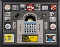 Music Memorabilia:Memorabilia, Beatles - Vintage Collection of Buttons, Brooches, Trading Cards, an A Hard Day's Night Premiere Ticket & Record P...