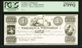 Obsoletes By State:Ohio, Massillon, OH - Wellmans & Whitehead $1 Special Proof Wokla1619-05. ...