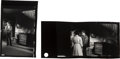 "Movie/TV Memorabilia:Photos, A James Dean Set of Negatives from ""Rebel Without A Cause.""..."
