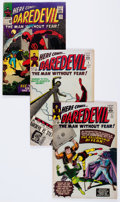 Silver Age (1956-1969):Superhero, Daredevil Group of 27 (Marvel, 1965-84) Condition: Average FN.... (Total: 27 Comic Books)