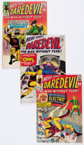 Silver Age (1956-1969):Superhero, Daredevil #2, 3, and 5 Group (Marvel, 1964).... (Total: 3 Comic Books)