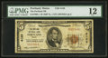 National Bank Notes:Maine, Portland, ME - $5 1929 Ty. 1 The Portland NB Ch. # 4128. ...