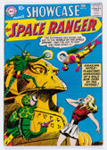 Silver Age (1956-1969):Science Fiction, Showcase #16 Space Ranger (DC, 1958) Condition: FN....