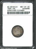 Bust Dimes: , 1820 10C Large 0 XF45 ANACS. ...