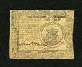 Colonial Notes:Continental Congress Issues, Continental Currency May 10, 1775 $1 Fine. This is the lowestdenomination from the first issue of Continental Currency. Thi...