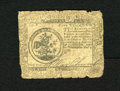 Colonial Notes:Continental Congress Issues, Continental Currency May 9, 1776 $5 Very Good. The edges are roughand the usual maladies such as pinholes and tears are fou...