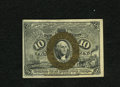 Fractional Currency:Second Issue, Fr. 1244 10c Second Issue Very Choice New. A lovely example of this second issue type note that has perfectly centered bronz...