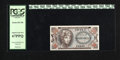 Military Payment Certificates:Series 651, Series 651 50¢ PCGS Superb Gem New 67PPQ. An essentially flawlesspiece....