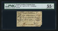 Colonial Notes:South Carolina, South Carolina April 10, 1778 10s PMG About Uncirculated 55 Net.....