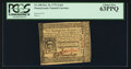 Colonial Notes:Pennsylvania, Pennsylvania October 25, 1775 2s 6d PCGS Choice New 63PPQ.. ...