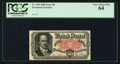 Fractional Currency:Fifth Issue, Fr. 1381 50¢ Fifth Issue PCGS Very Choice New 64.. ...