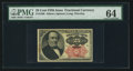 Fractional Currency:Fifth Issue, Fr. 1308 25¢ Fifth Issue PMG Choice Uncirculated 64.. ...
