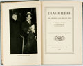 Books:Biography & Memoir, Arnold L. Haskell. Diaghileff: His Artistic and Private Life. New York: Simon and Schuster, 1935....