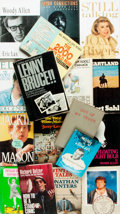 Books:Biography & Memoir, [Biography]. Group of Seventeen Titles about Comedians. Variouspublishers and dates.... (Total: 17 Items)