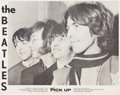 Music Memorabilia:Documents, An International Group of Nine Beatles Posters (1960s)....