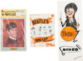 "Music Memorabilia:Memorabilia, Beatles Vintage Color Pin-Up Screamers and ""Beatle Buddies""Portraits both in Original Packaging (US, 1964). ..."