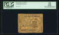Colonial Notes:Continental Congress Issues, Continental Currency February 17, 1776 $1 PCGS Apparent Fine 12.....