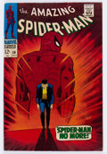 Silver Age (1956-1969):Superhero, The Amazing Spider-Man #50 (Marvel, 1967) Condition: VG+....