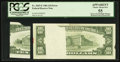 Error Notes:Obstruction Errors, Fr. 2025-E $10 1981 Federal Reserve Note. PCGS Apparent ChoiceAbout New 55.. ...