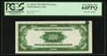 Error Notes:Ink Smears, Fr. 2201-E $500 1934 Federal Reserve Note. PCGS Very Choice New64PPQ.. ...