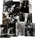 Music Memorabilia:Photos, Jimi Hendrix: Group of Eleven Photographs....