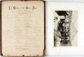 Books:Prints & Leaves, [Civil War]. Edwin Forbes. Plate 13 SIGNED. Life Studies of theGreat Army. A Historical Work of Art, in Copper-Pl...