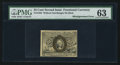 Fractional Currency:Second Issue, Fr. 1283 25¢ Second Issue PMG Choice Uncirculated 63.. ...