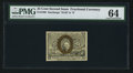 Fractional Currency:Second Issue, Fr. 1286 25¢ Second Issue PMG Choice Uncirculated 64.. ...