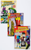 Silver Age (1956-1969):Science Fiction, Strange Adventures #111-116 Group (DC, 1959-60).... (Total: 6 Comic Books)